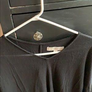 LOFT Tops - Lightweight black sweater